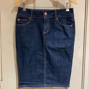 Mix it Jean skirt size 2